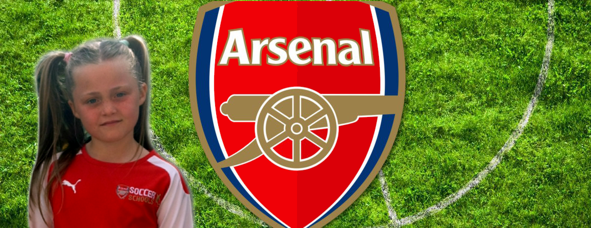 Lilly Signs For Arsenal FC
