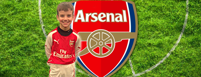 Ryan Scores for Arsenal